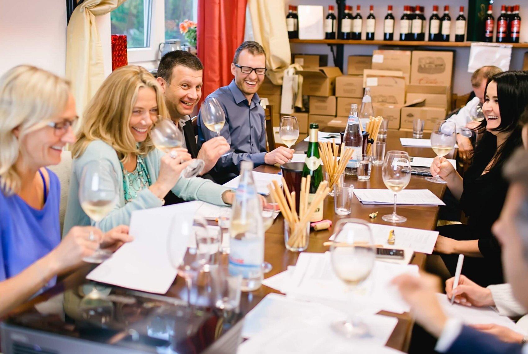 Eurowine Education - Weinkurse, Weinseminare und Weinreisen